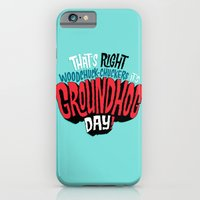 It's Groundhog Day! iPhone 6 Slim Case