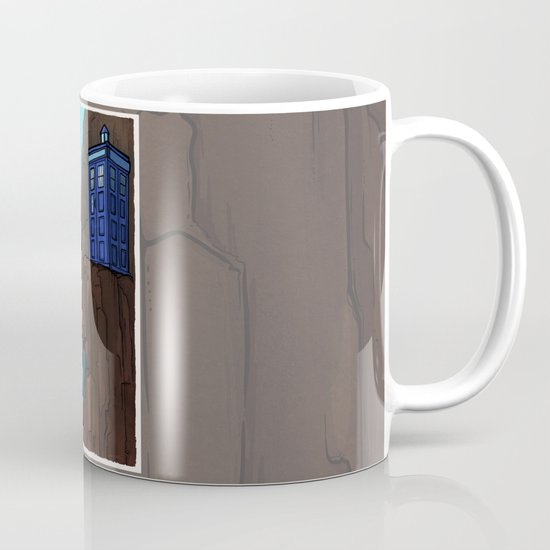 Touch the sky...and then the stars. Mug