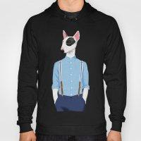 Skinhead Bull Terrier Hoody