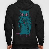 I See You (Lost Time Owl… Hoody
