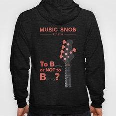 Bass: To B (String) — … Hoody