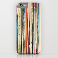 Record Collection iPhone 6 Slim Case