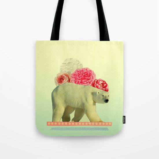 messenger in disguise Tote Bag