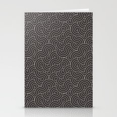 SWIRL / coffee Stationery Cards