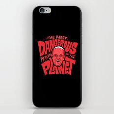 The Notorious P.O.P.E iPhone & iPod Skin