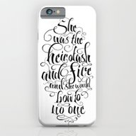 Heir Of Ash And Fire iPhone 6 Slim Case