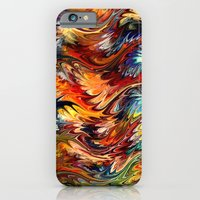 iPhone Cases featuring Amazonas by rafi talby by Rafi Talby - Painter