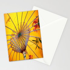 Asia Umbrella Stationery Cards