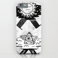Sun / Pyramid walker combo iPhone 6 Slim Case