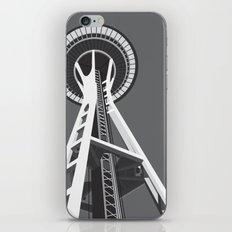 Space Needle iPhone & iPod Skin
