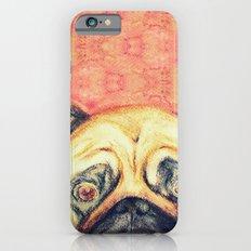 Grunt The Pug iPhone 6 Slim Case