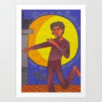 Sleepwalker Art Print