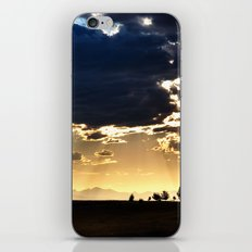 Quest After Truth iPhone & iPod Skin