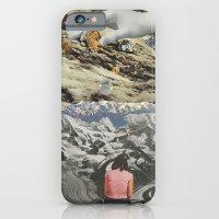 Loneliness of White II iPhone 6 Slim Case