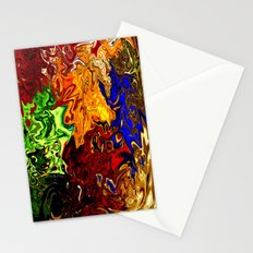 Crying Soul Stationery Cards