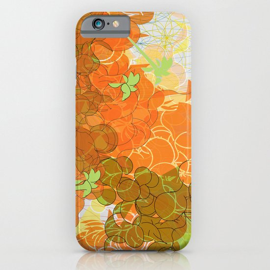 vegetal growth iPhone & iPod Case