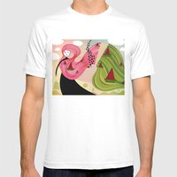 Watermelon Dream Mens Fitted Tee White SMALL