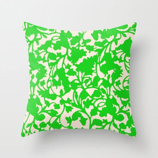 earth 10 Throw Pillow