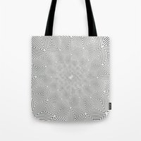Vibrascreen Tote Bag