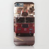 iPhone & iPod Case featuring night rescue... by Chernobylbob