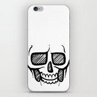 Boney iPhone & iPod Skin