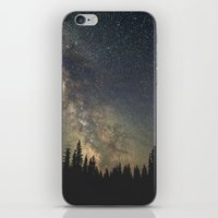 Milky Way iPhone & iPod Skin