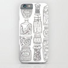 Pickles Print iPhone 6 Slim Case