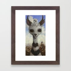 corgru Framed Art Print
