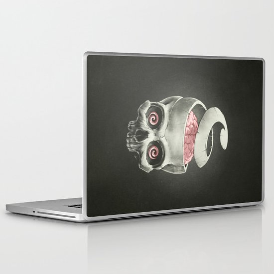 Open Your Mind! Laptop & iPad Skin