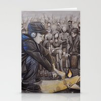 Audience 1 Stationery Cards