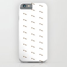 CARROT PATTERN Slim Case iPhone 6s