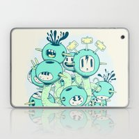Many Heads Are Better Th… Laptop & iPad Skin