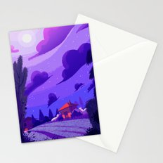Campagne étoilée / Studed Countryside Stationery Cards