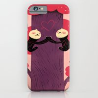 iPhone & iPod Case featuring Sloth Love by emilydove