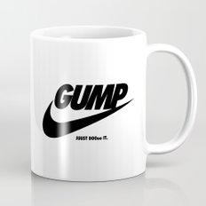 Gump Just Do It Mug