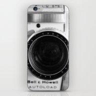 Super 8 iPhone & iPod Skin
