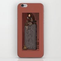 ....to find a way out! iPhone & iPod Skin