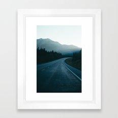 Kananaskis Country Framed Art Print
