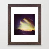 Altitude  Framed Art Print