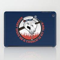 Mother Pus Bucket! iPad Case