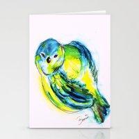 Little Birdy Stationery Cards
