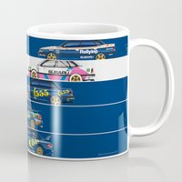 Colin McRae, The Subaru … Mug