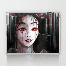 Geisha in Blood: The unwiling Concubine Laptop & iPad Skin