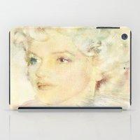 Portrait of an icon iPad Case