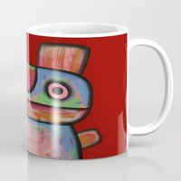 Rabbit Work Out Mug