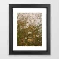 Where We Bloom Framed Art Print