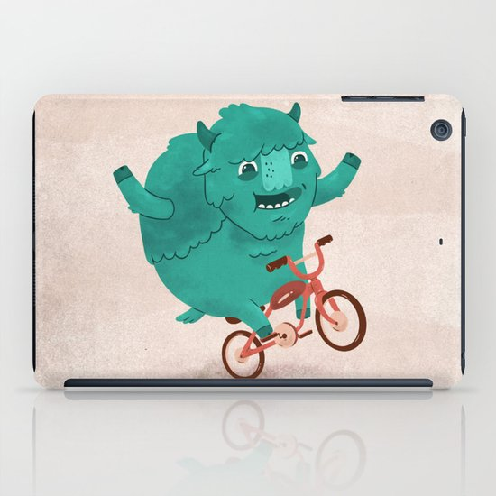 Bicycle Buffalo iPad Case