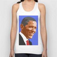 Barack 2 Unisex Tank Top