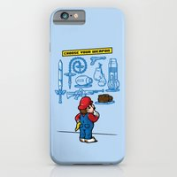 iPhone & iPod Case featuring Weapon of Choice by Mike Handy Art