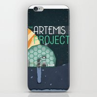 The Artemis Project iPhone & iPod Skin